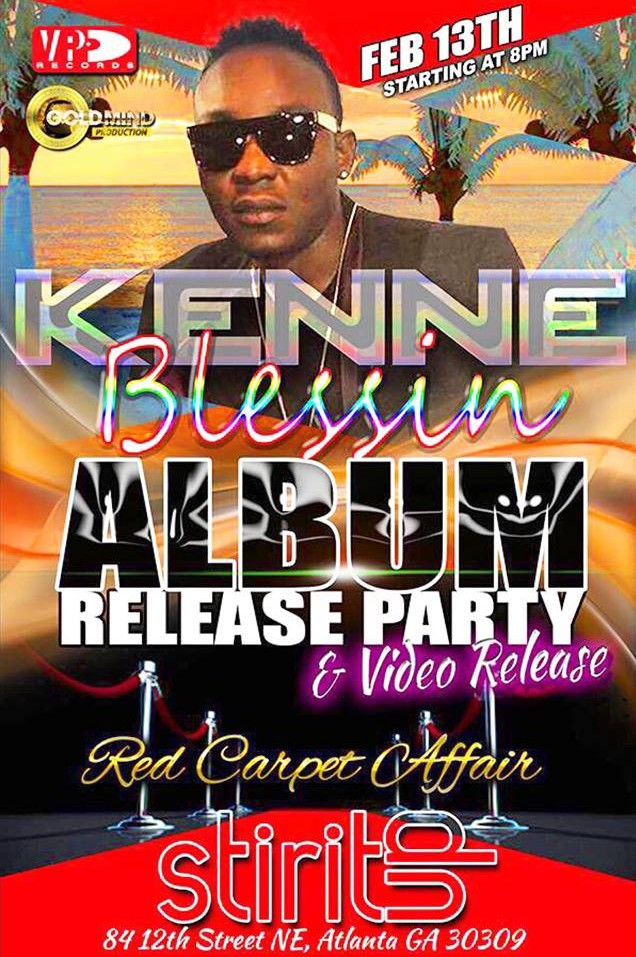 Kenne Blessn Album large
