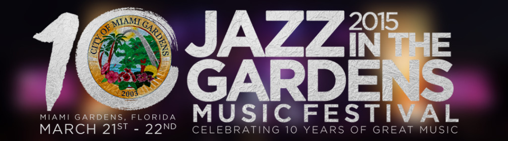 2015 Jazz in the Gardens