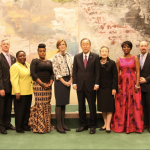 Etana Performs at the UN for Stop Ebola and Build For The Future Concert