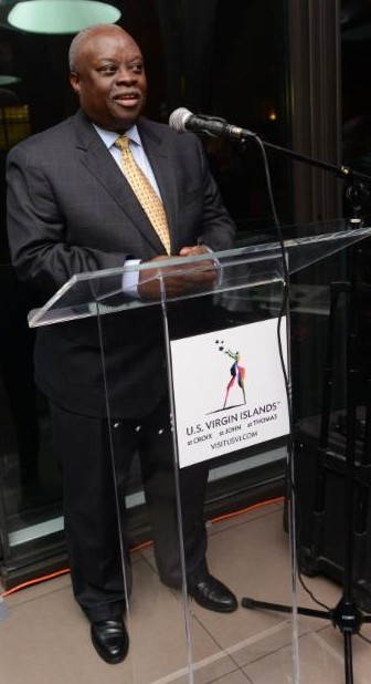 U.S. Virgin Islands Governor Kenneth Mapp