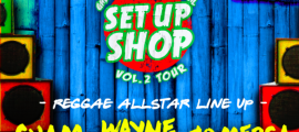 Set Up Shop Vol Tour