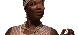 "Queen Latifah stars in ""Bessie"""