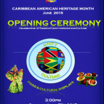 CARIBBEAN AMERICAN HERITAGE MONTH (CAHM) CELEBRATES 10 YEARS OF CARIBBEAN CULTURAL INFLUENCE IN THE US