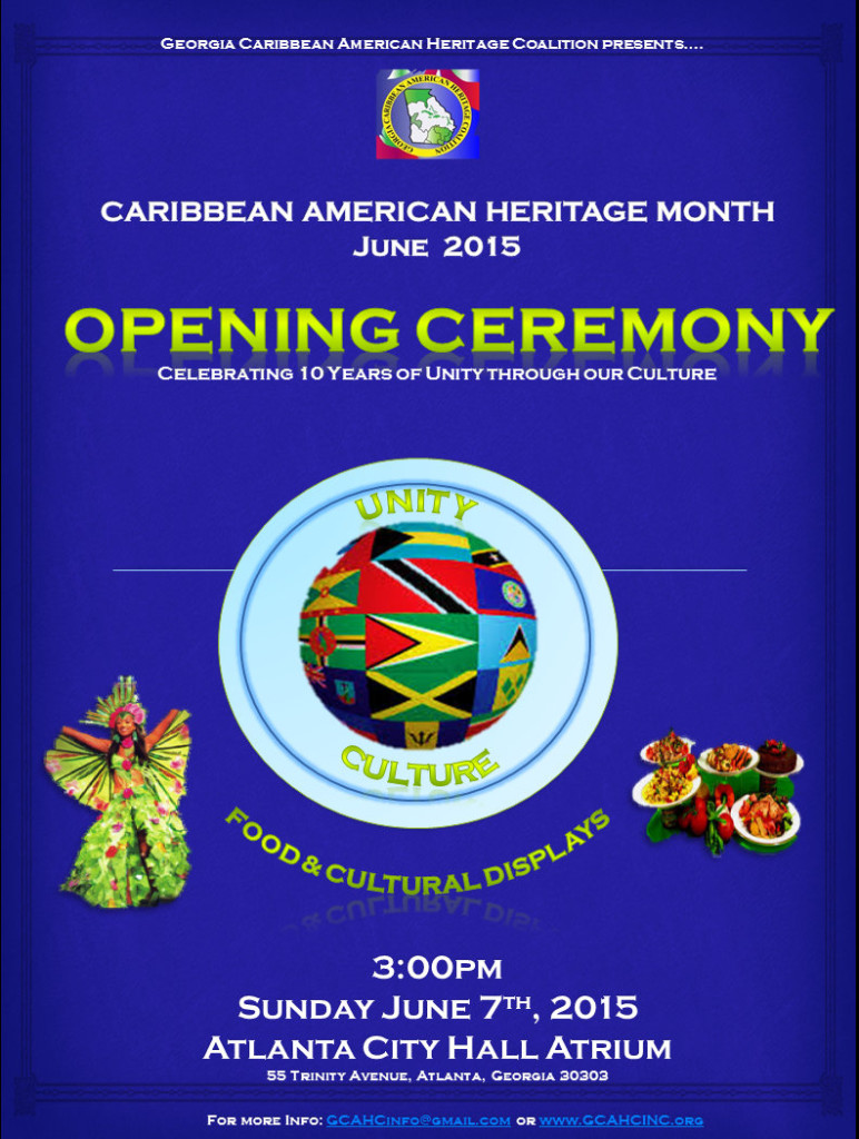 Caribbean American Heritage Month Activities
