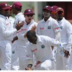 Barbados Greets England and West Indies Cricket Teams Island-style