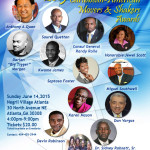2015 Caribbean American Movers and Shakers Atlanta – Sunday June 14, 2015