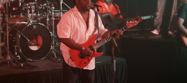 "Errol Moore performs at ""Good Morning Jah"" Album Release Party"