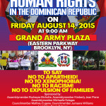 NYC Activists Gear Up for Rally Against Dominican Republic Deportation of Haitians