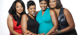 Essence Atkins, Malinda Williams, Terri J. Vaughn and Garcelle Beauvais star in for Girlfriend's Getaway 2