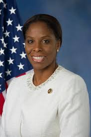 Rep. Stacey Plaskett of the U.S. Virgin Islands