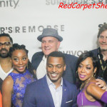 "PICS:  Mike Epps, Tichina Arnold, Teyonah Parris & More Attend Starz' ""Survivor's Remorse"" Premiere"