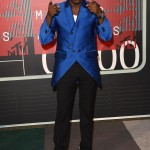 'Cheerleader' Singer OMI Hits the Red Carpet at At 2015 MTV VMAs