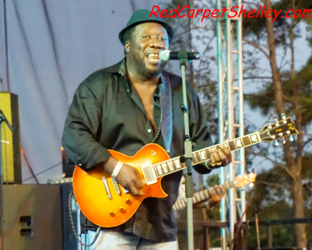 Errol Moore Entertains the Crowd at Atlanta Jerkfest