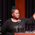 Sister Souljah – A Moment of Silence Midnight III Book Signing and Panel Discussion at NJPAC