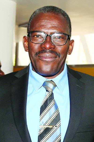Trinidadian National Security Minister Edmund Dillon
