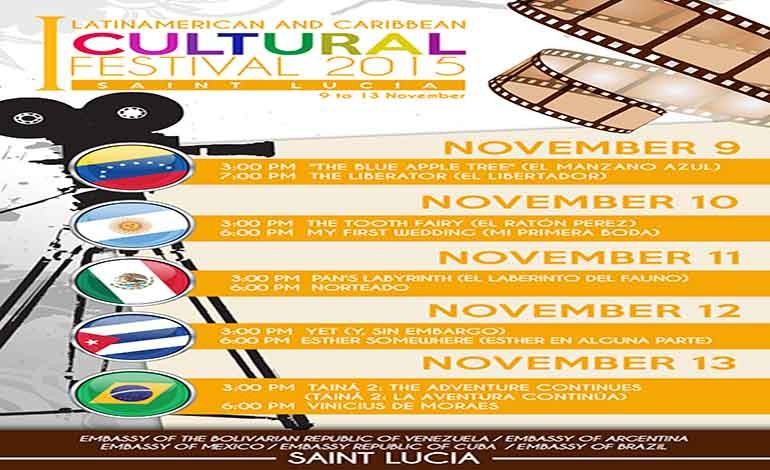 Latin American And Caribbean Cultural Festival
