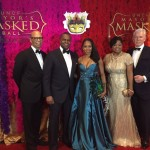 PICS:  VIPs Attend 2015 Atlanta UNCF Mayor's Masked Ball