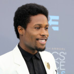"Jamerican Star of ""Dope"" Hits the Red Carpet at the Critics Choice Awards"