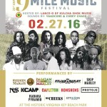 Marley Brothers, Nas, Konshens, Capleton Set for 23 Annual 9 Mile Music Festival