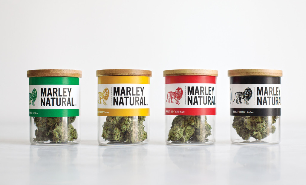Marley Natural Sun-Grown Cannabis Flower and Oil