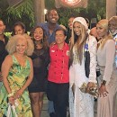 RHOA gang visits Jamaica