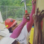 Serena Williams Helps Build School in Trelawny, Jamaica