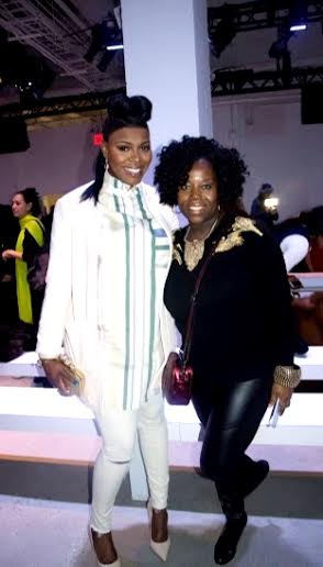 (right) RCS Fashion Blogger Dawn Holloway of DH Style
