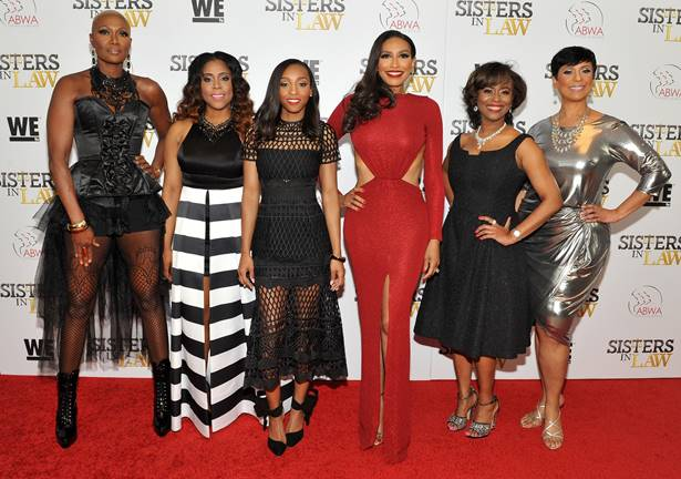 Cast of WEtv's 'Sisters In Law'