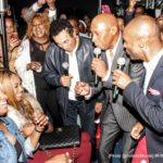 PHOTOS: VIP's Attend Johnny Gill's 50th Birthday Celebration (NeNe Leakes, Bryshere Y. Gray, Cedric The Entertainer)