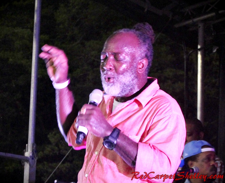 Entertainment will feature veteran reggae star Freddie McGregor.