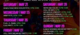 Atlanta Decatur Carnival Events