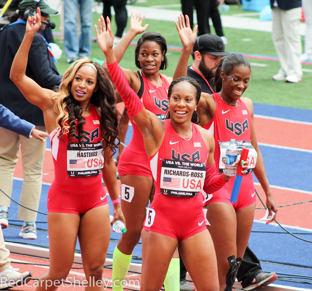 Virgin Islands Track And Field