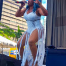 Queen of Bacchanal, Destra Garcia