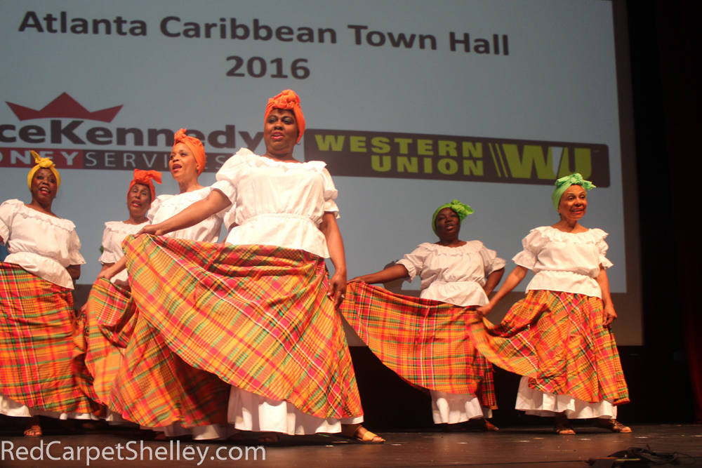 """Rhythms of the Caribbean"" entertains the audience"