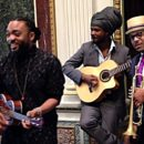 Machel Montano performs at White House 2016
