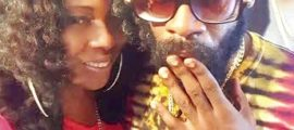 Fun Selfie with Tarrus Riley!