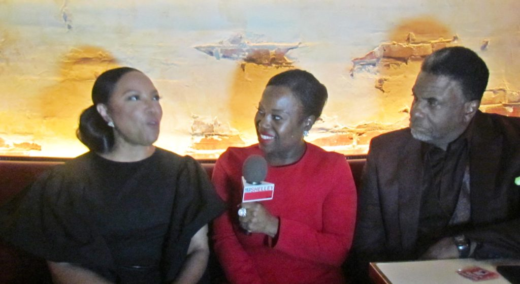 Dawn, DH Style interviews stars of Greenleaf Lynn Whitfield and David Keith