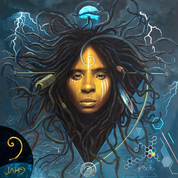 Jah 9 album cover