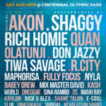Akon, Shaggy, R City, Olatunji and More Set for #PXPFEST on Sat. Aug 13 – GET YOUR TICKETS!