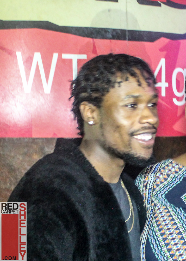 "Shameik Moore ""graced"" us with his presence!"