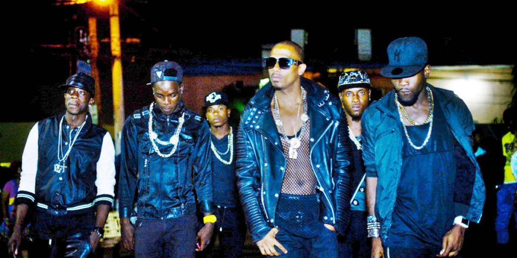 "Nick Cannon wrote, directed, produced, and stars in ""King of the Dancehall"""