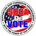 SOCA DE VOTE – Caribbean American Elected Officials Promote Voter Registration – JOIN ONLINE FORUM 9/7!