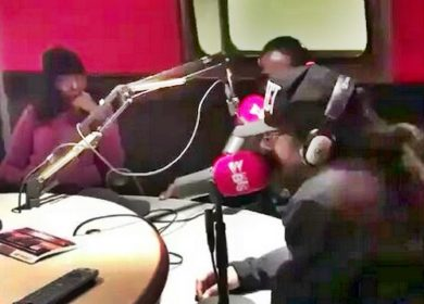 Damian Marley and Gully Bop at WBLS in NYC