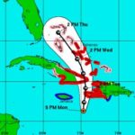 Haiti Braces for Life-threatening Wind and Rain from Hurricane Matthew