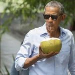 Barack and Michelle Obama Enjoy Well-Deserved Vacation in the British Virgin Islands