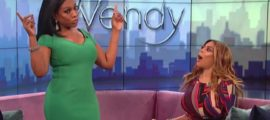 Sheryl Lee Ralph on Wendy
