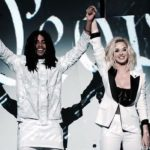 Watch Katy Perry & Skip Marley Perform At The 59th Annual GRAMMY Awards