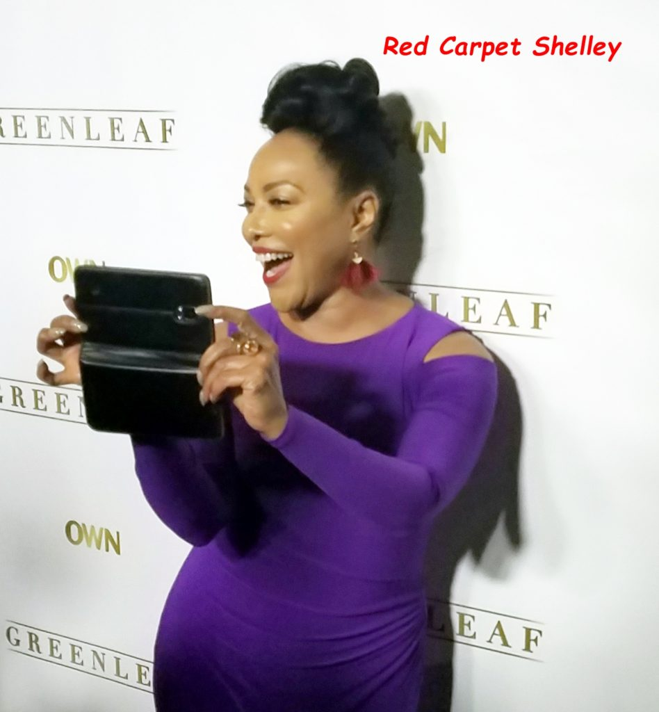 """Greenleaf"" star Lynn Whitfield"