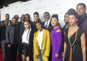 Cast of Greenleaf