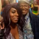 Beres Hammond and Red Carpet Shelley